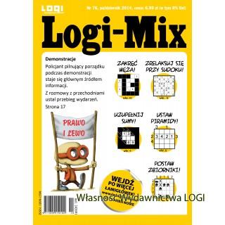 Logi-Mix 2014.10<br>nr 76
