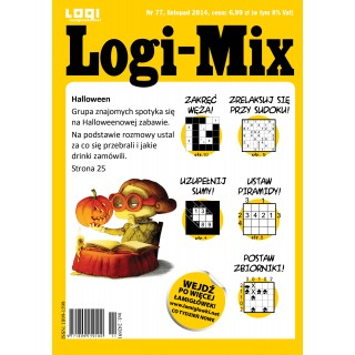 Logi-Mix 2014.11<br>nr 77