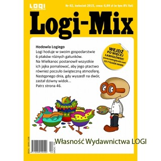 Logi-Mix 2015.04<br>nr 82