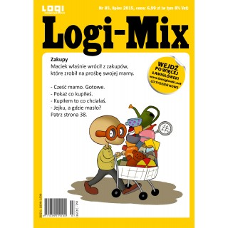 Logi-Mix 2015.07<br>nr 85