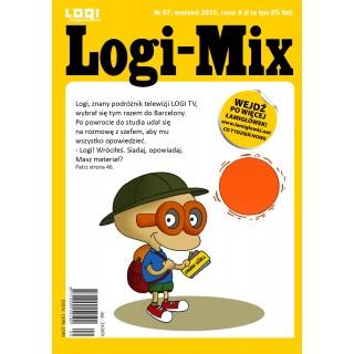 Logi-Mix 2015.09<br>nr 87