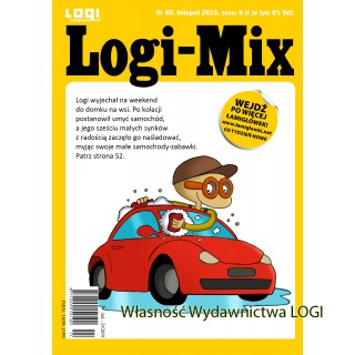 Logi-Mix 2015.11<br>nr 89