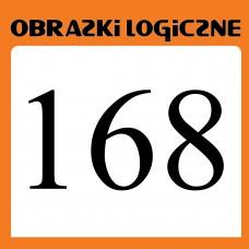 Obrazki logiczne 2018.04<br>nr 168