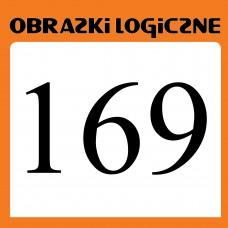 Obrazki logiczne 2018.05<br>nr 169