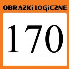 Obrazki logiczne 2018.06<br>nr 170