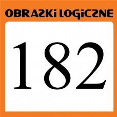 Obrazki logiczne 2019.06 nr 182