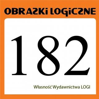 Obrazki logiczne 2019.06<br>nr 182
