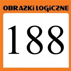 Obrazki logiczne 2019.12<br>nr 188