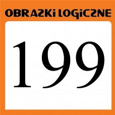 Obrazki logiczne 2020.11<br>nr 199