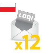 Logi-Mix<br>prenumerata roczna<br>krajowa