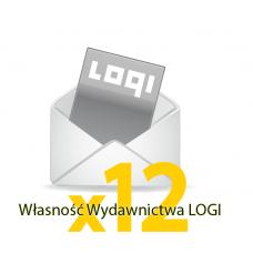Logi-Mix prenumerata roczna zagraniczna