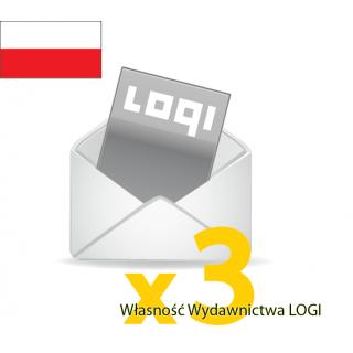 Logi-Mix<br>prenumerata kwartalna<br>krajowa