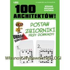 100 Architektów 9 numerów, od 1 do 9 10% taniej