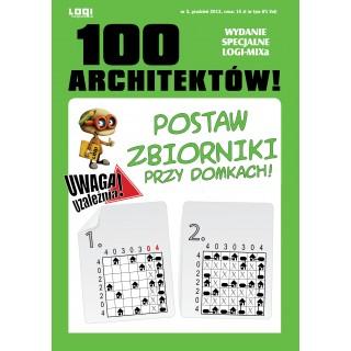 100 Architektów 1-9<br>10% taniej