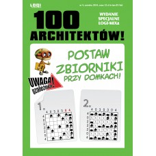 2014.06<br>100 Architektów nr 4