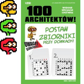 2015.08<br>100 Architektów nr 5