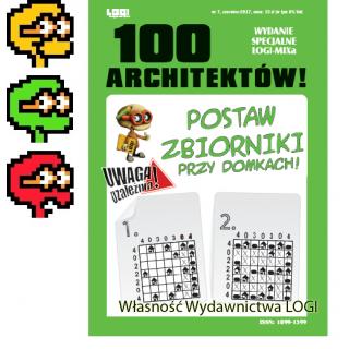 2018.08<br>100 Architektów nr 9