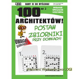 2013.06<br>100 Architektów nr 2