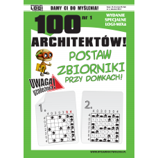 2013.01<br>100 Architektów nr 1