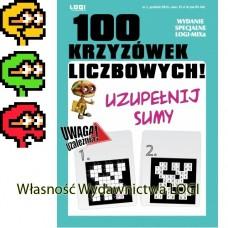 2013.12 100 Krzyżówek liczbowych nr 1