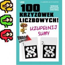 2013.12<br>100 Krzyżówek liczbowych nr 1