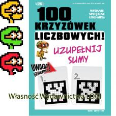 2018.06 100 Krzyżówek liczbowych nr 5