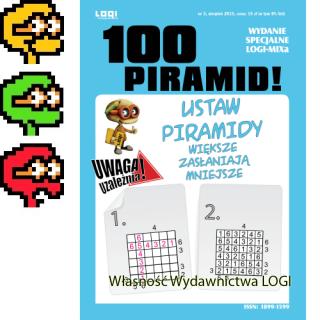 2018.04<br>100 Piramid nr 5