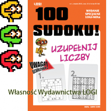 2015.08 100 Sudoku nr 1
