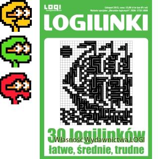 Logilinki x30<br>2015.11<br>Wydanie Specjalne A4