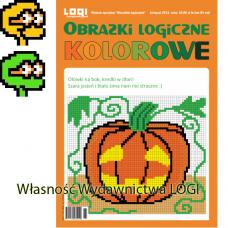 Obrazki logiczne kolorowe 2013.10 Wydanie Specjalne A4