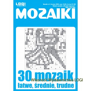 2020.06<br>Mozaiki x30 nr 3