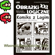 2016.07 Komiks z Logim 24 duże obrazki