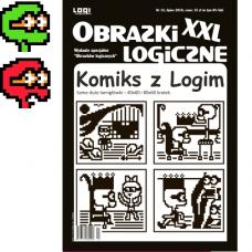 / 2016.07<br>Komiks z Logim<br>24 duże obrazki
