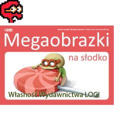 2014.07 MEGA Obrazki nr 6 Na słodko