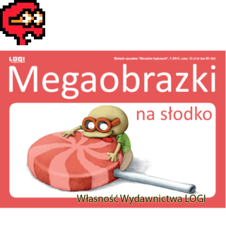 2014.07<br>MEGA Obrazki nr 6<br>Na słodko