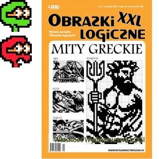 2014.09<br>Mity greckie<br>23 duże obrazki