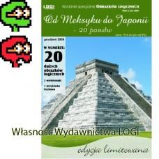 2014.07 Od Meksyku do Japonii 20 dużych obrazków Egzemplarz wadliwy