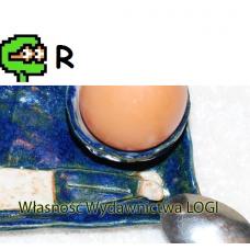 Puzzel nr 11, średni Rotacja Podstawka pod jajka