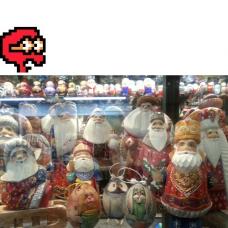Puzzel nr 9, trudny Mikołaje Praha